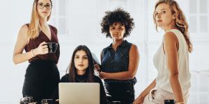 Mulheres se preparam cada vez mais para ocupar cargos de liderança