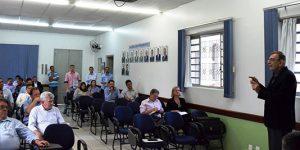 Conselho fiscal do Consórcio PCJ discute regulação de serviços de saneamento em Holambra