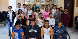 Câmara Jovem solicita móveis e equipamentos para Conselho Tutelar de Holambra