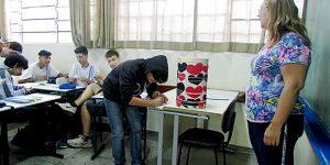 Escolas de Holambra definem representantes para a Câmara Jovem 2017