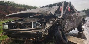 SP-107 registra seis acidentes por mês em Holambra