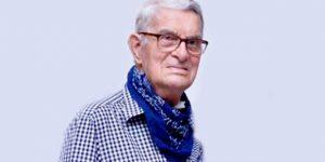 Henk Reijers, pioneiro e morador de Holambra, falece aos 84 anos