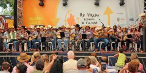 Orquestra de Viola Caipira de Holambra celebra quarto aniversário