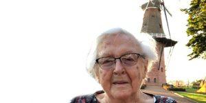 Maria Johanna Krabbenborg Wopereis falece aos 95 anos em Holambra