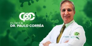 Clínica Dr. Paulo Corrêa reforça medidas de segurança contra o novo coronavírus