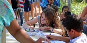 Leitura na Praça disponibiliza 200 livros para moradores de Holambra neste sábado